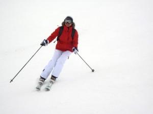 initiere-ski